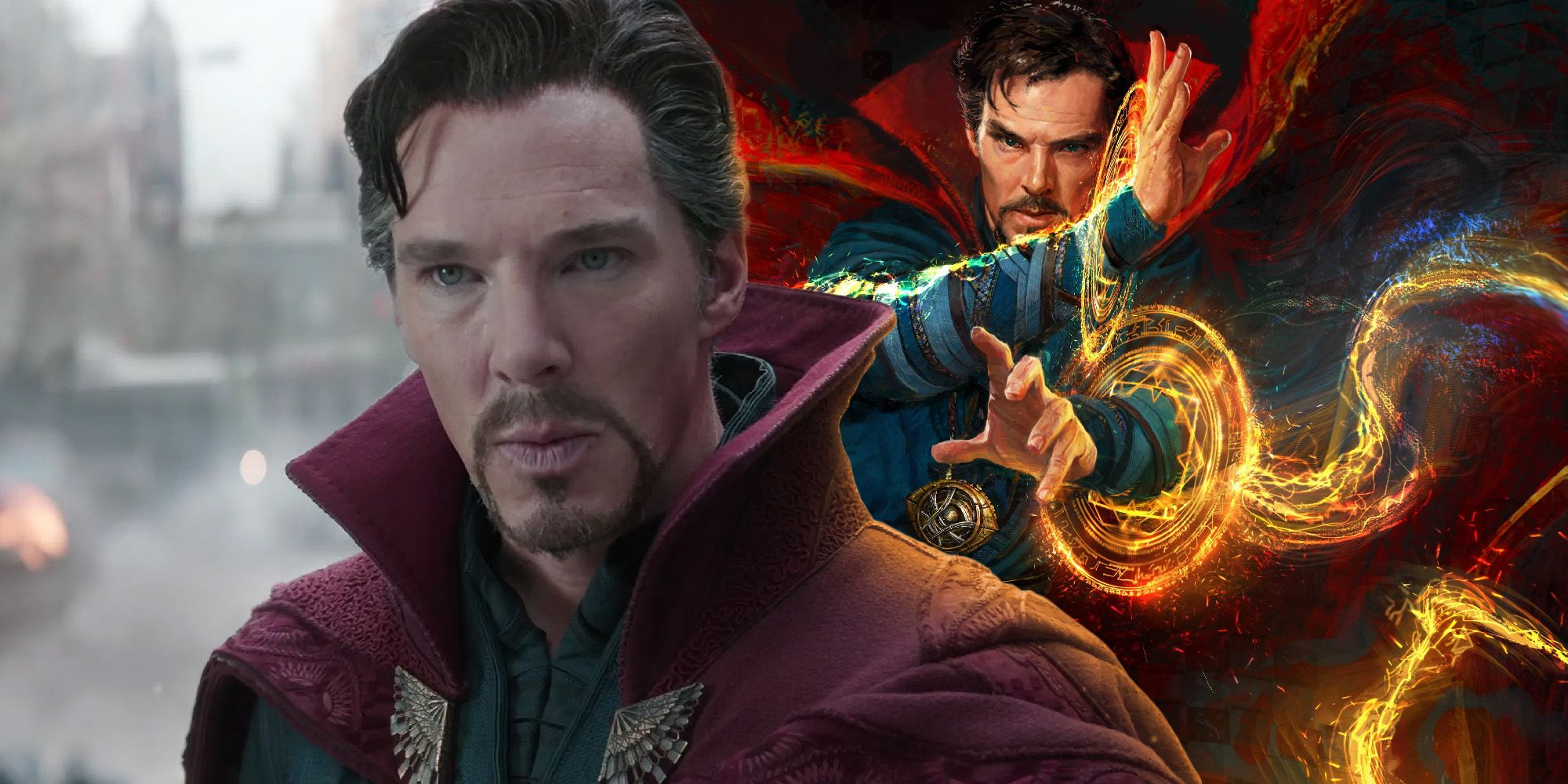 It would be more appropriate if he would have chosen sorcerer supreme as the successor