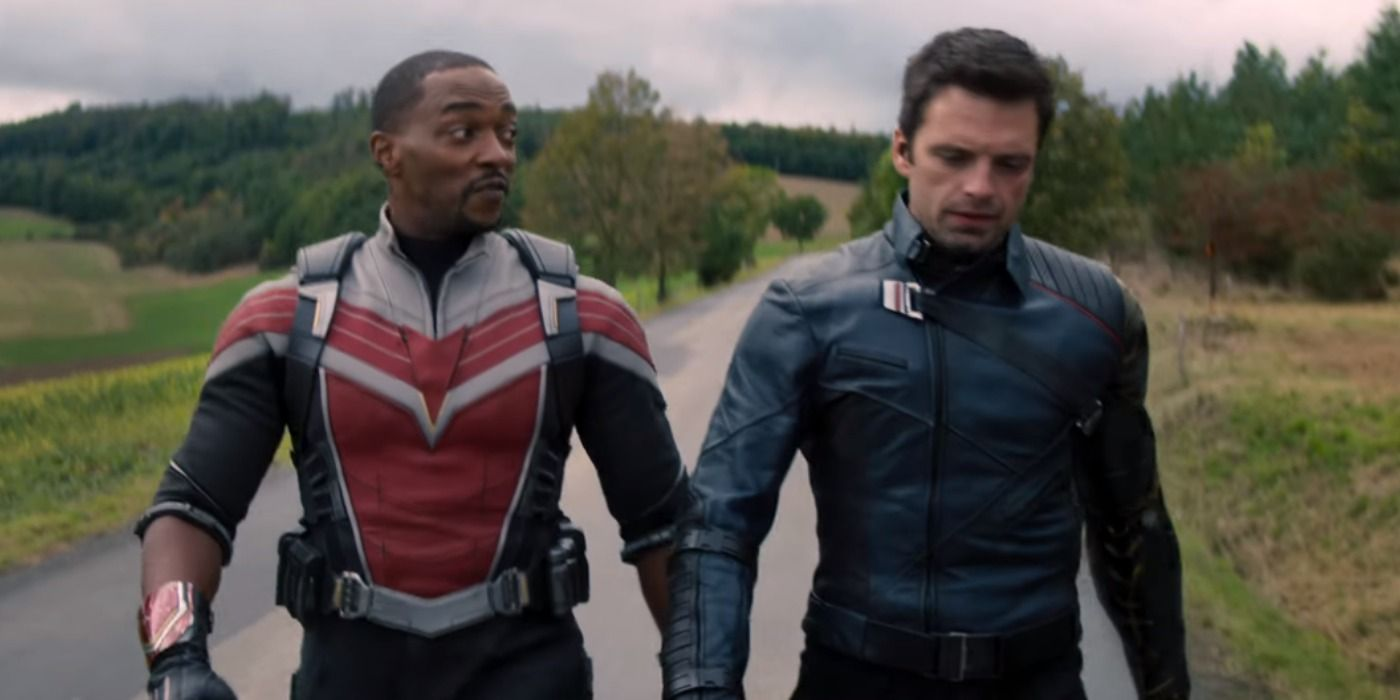 Falcon & Winter Soldier Ends With the Debut of MCU's New Captain America