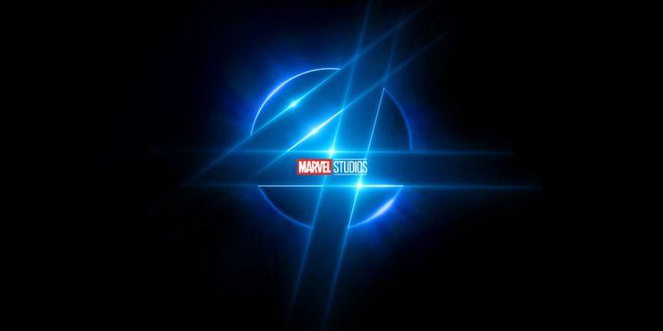 Marvel Studios Fantastic Four Logo Crop