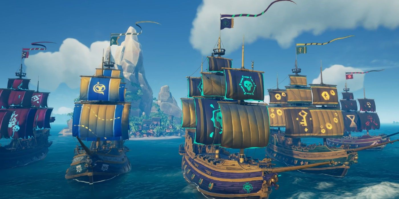 Sea Of Thieves Battle Pass Price & Details Revealed By Rare