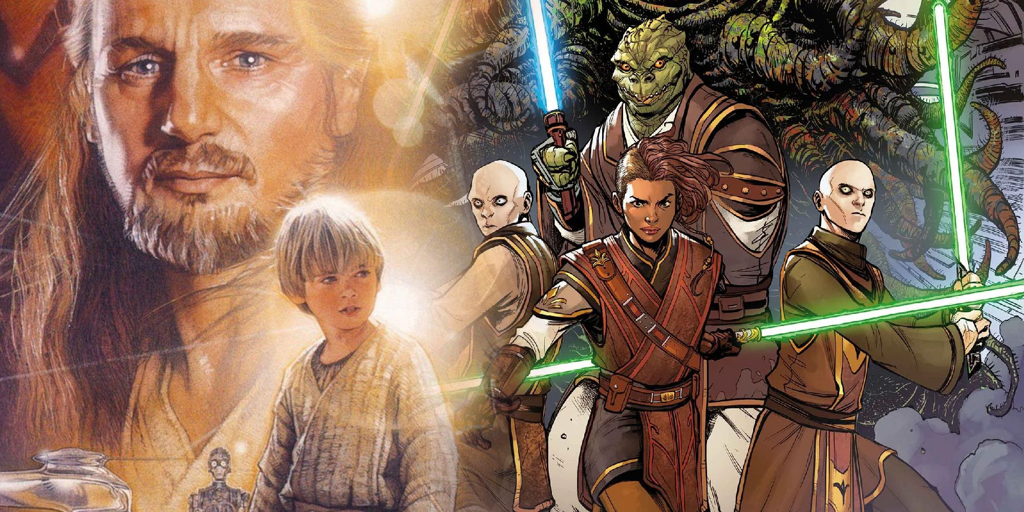 Star Wars: Biggest Reveals About The Jedi Order Before Phantom Menace