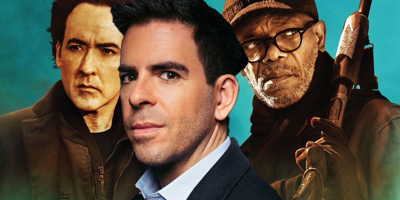Cell: Why Eli Roth Didn't Direct The Stephen King Movie