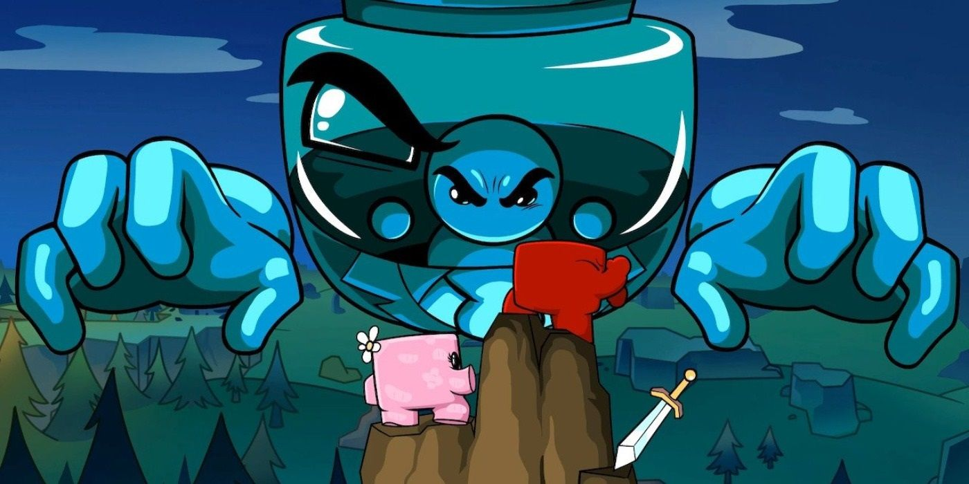 Super Meat Boy Forever Switch Review – A Huge Missed Steak