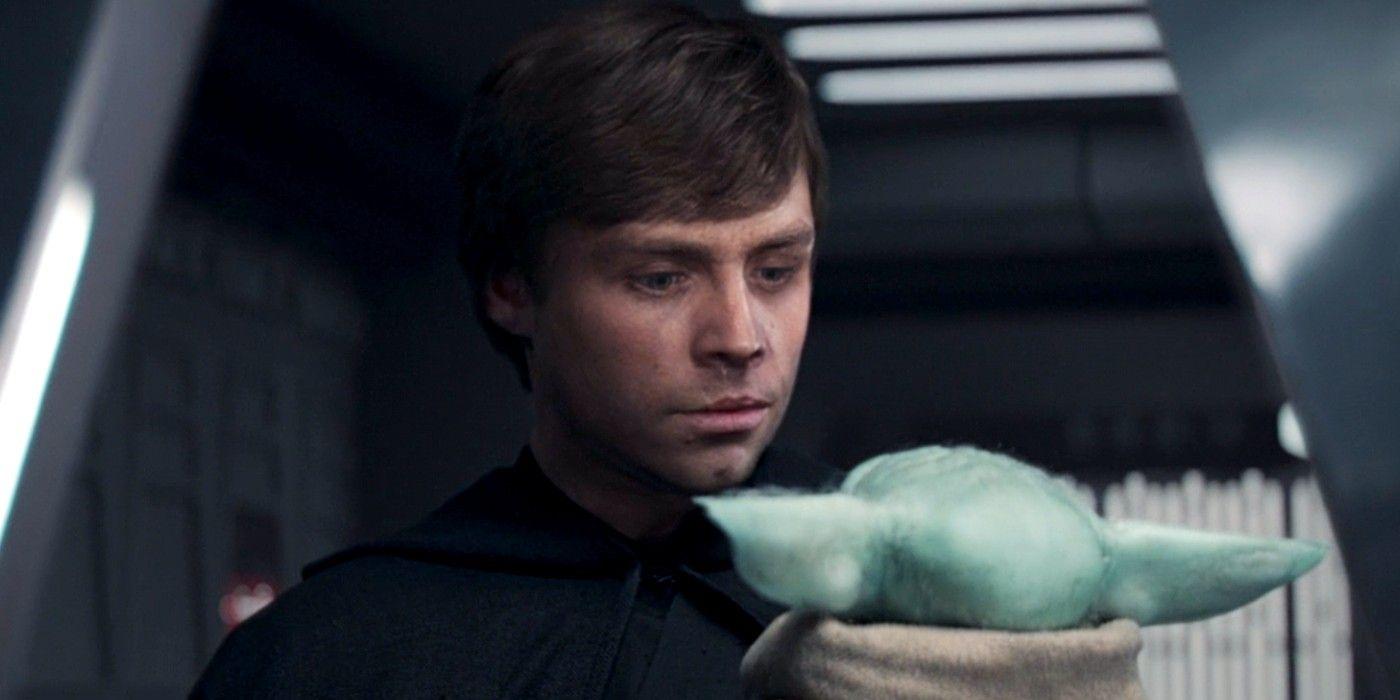 Grogu Show Set At Luke's Jedi Academy In Development, Mark Hamill Returning