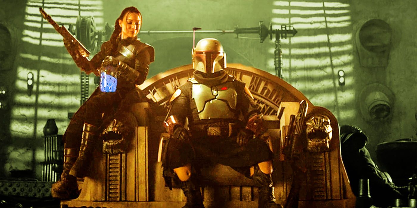 Book Of Boba Fett: Mandalorian Season 2 Finale Post-Credits Scene Explained