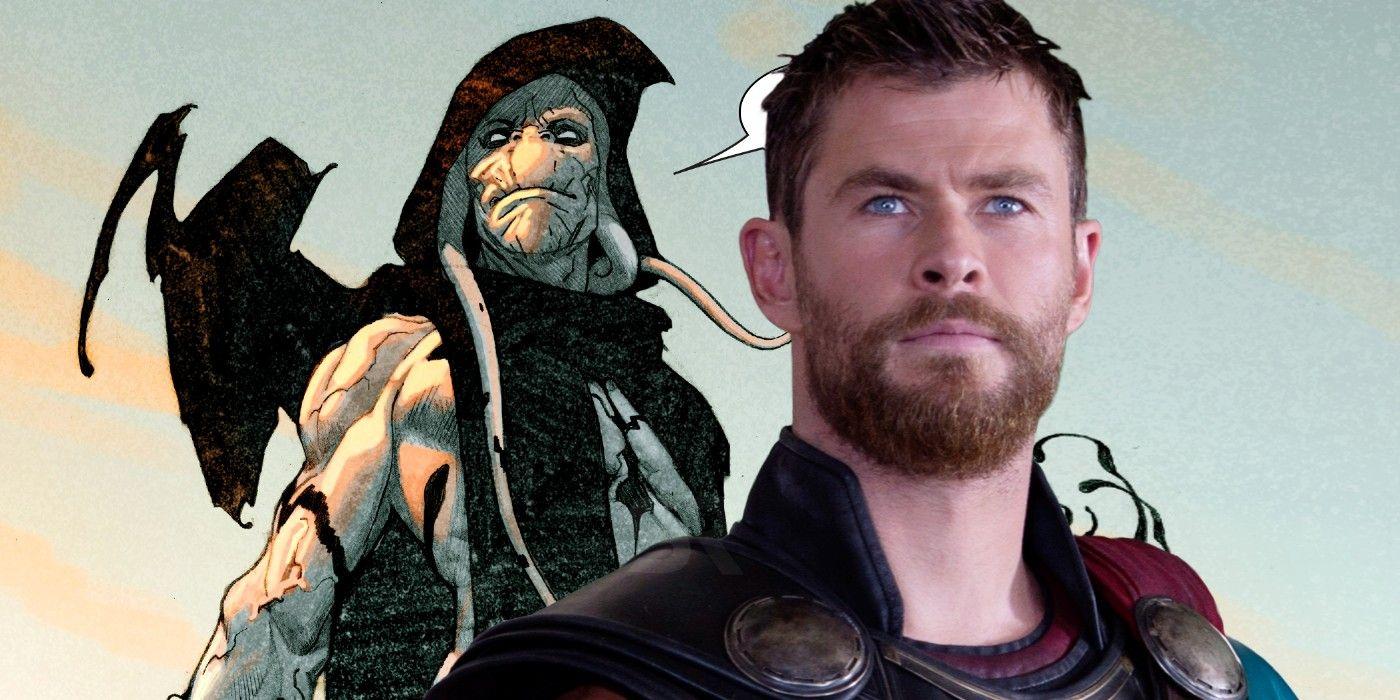 Christian Bale's Thor 4 Villain May Reveal Love & Thunder's Plot