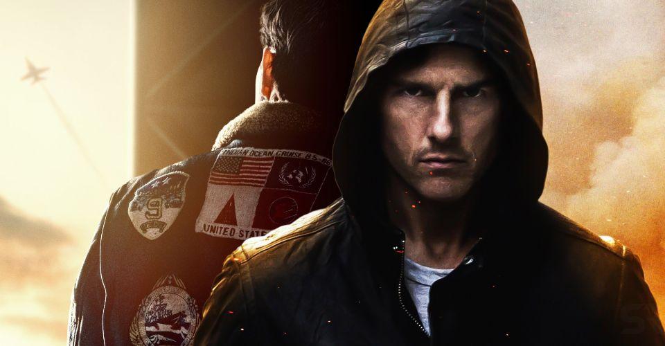 Tom Cruise Film sequel Mission Impossible e Top Gun