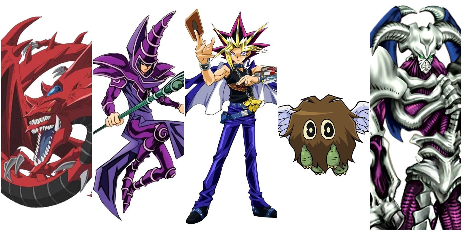 yugioh 10 of yugi's most common monster cards played
