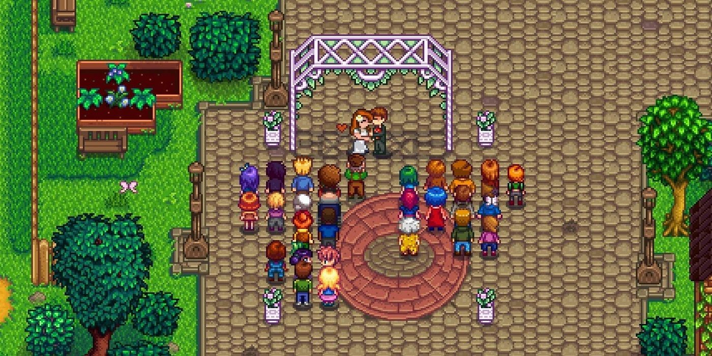 Stardew Valley: All Marriage Candidates & What Their Personalities Are