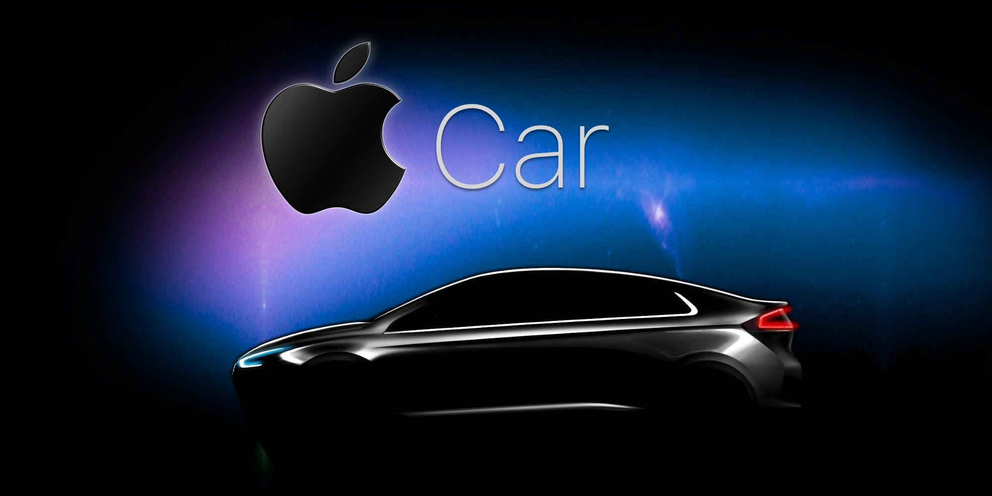 Car apple