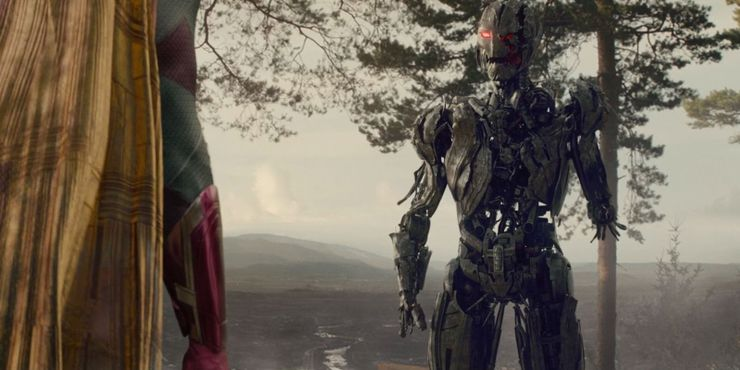 Avengers: Did Vision Actually Kill Ultron In Age of Ultron?