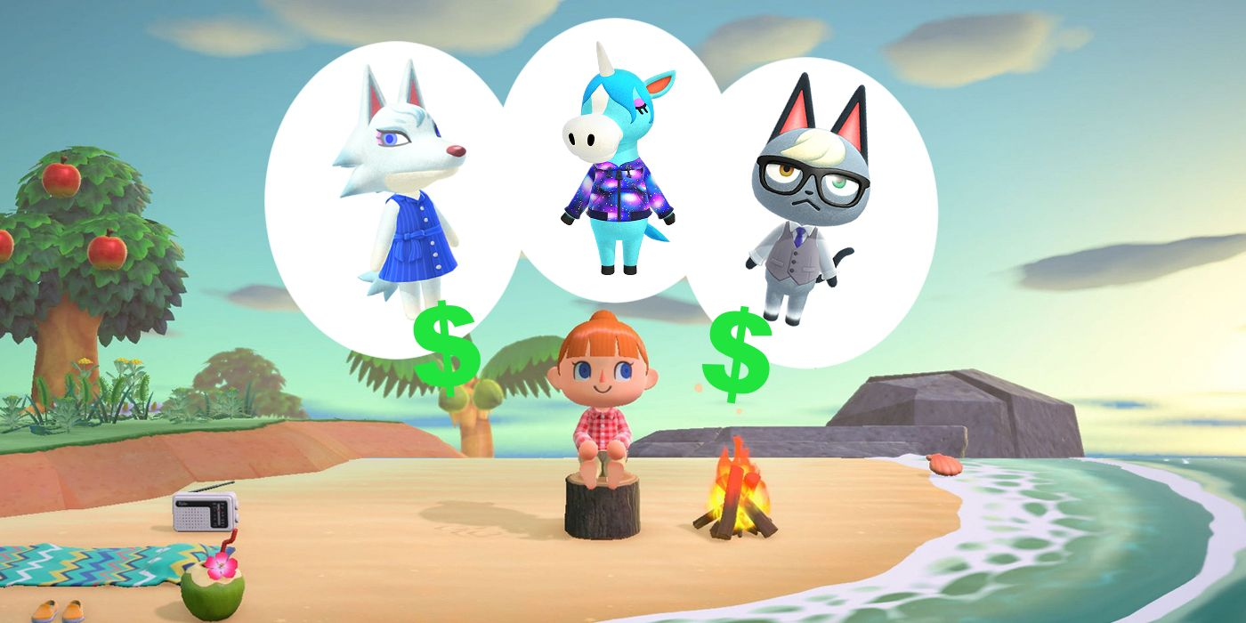 Best & Most Valuable Animal Crossing Villagers To Make A Profit