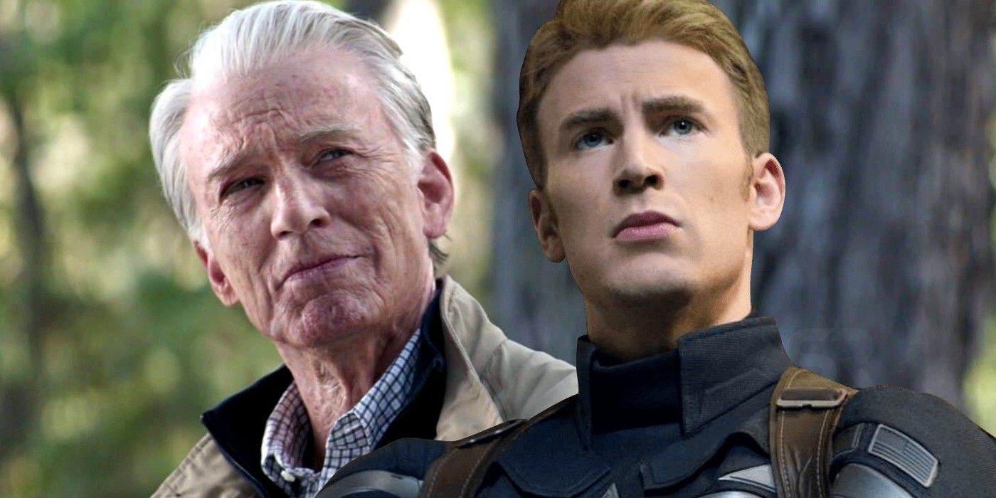 Captain America's MCU Return: Will Chris Evans Be Young Or Old Steve Rogers?