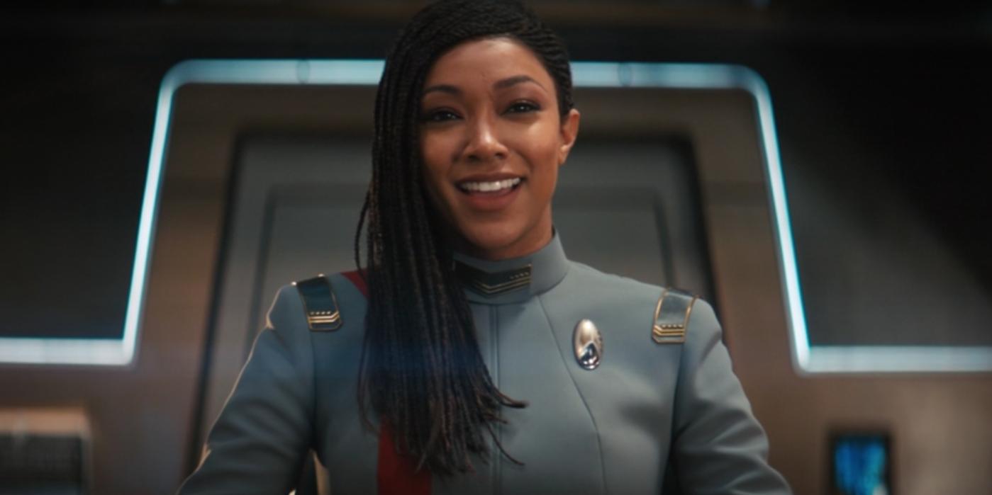 Explicação do fim da terceira temporada de Star Trek Discovery 1