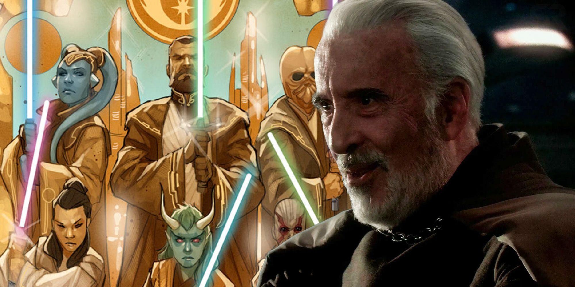 Star Wars Reveals Count Dooku's Deep Backstory | Screen Rant
