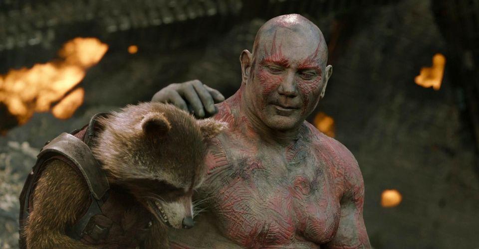 Drax changed Bautista's Career