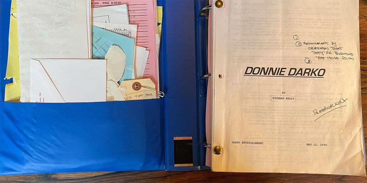 Entrevista com o produtor Adam Fields: Donnie Darko 20º aniversário 1