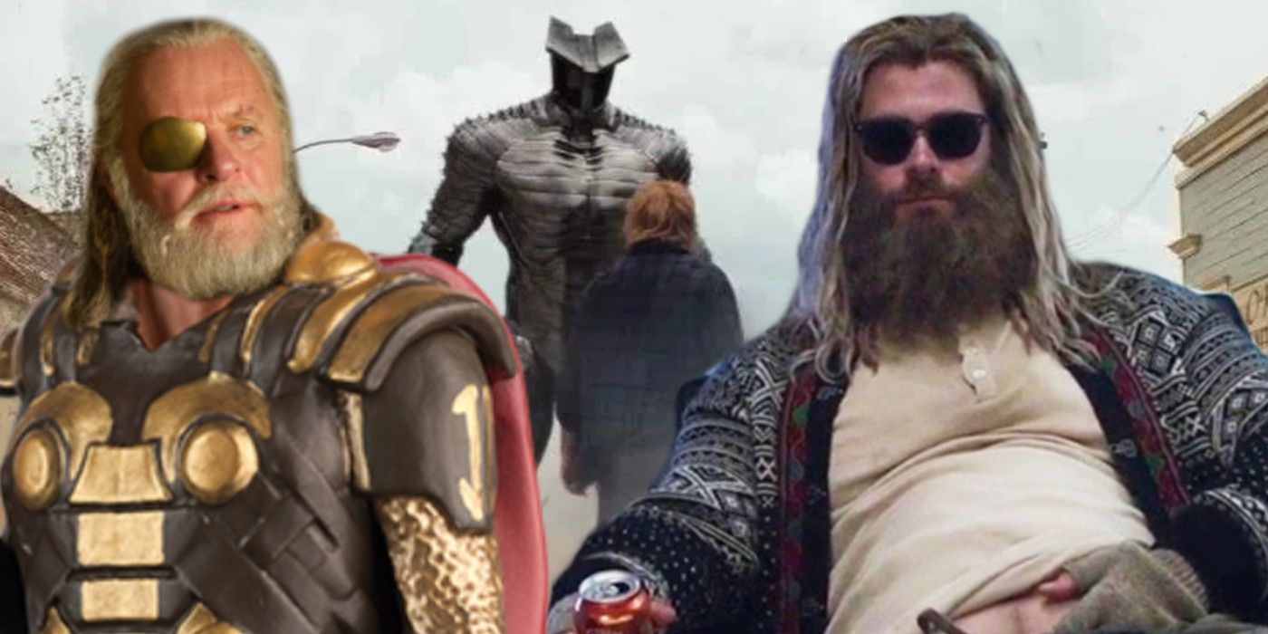 Endgame: Fat Thor Proves Odin's Exile Lesson Didn't Actually Work