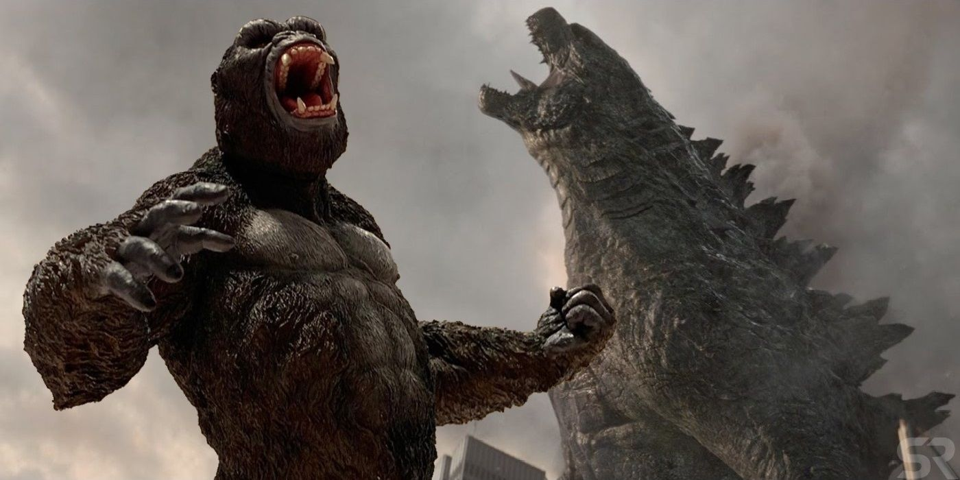 Godzilla vs Kong Promo Site Warns The Titans Are On A Collision Course