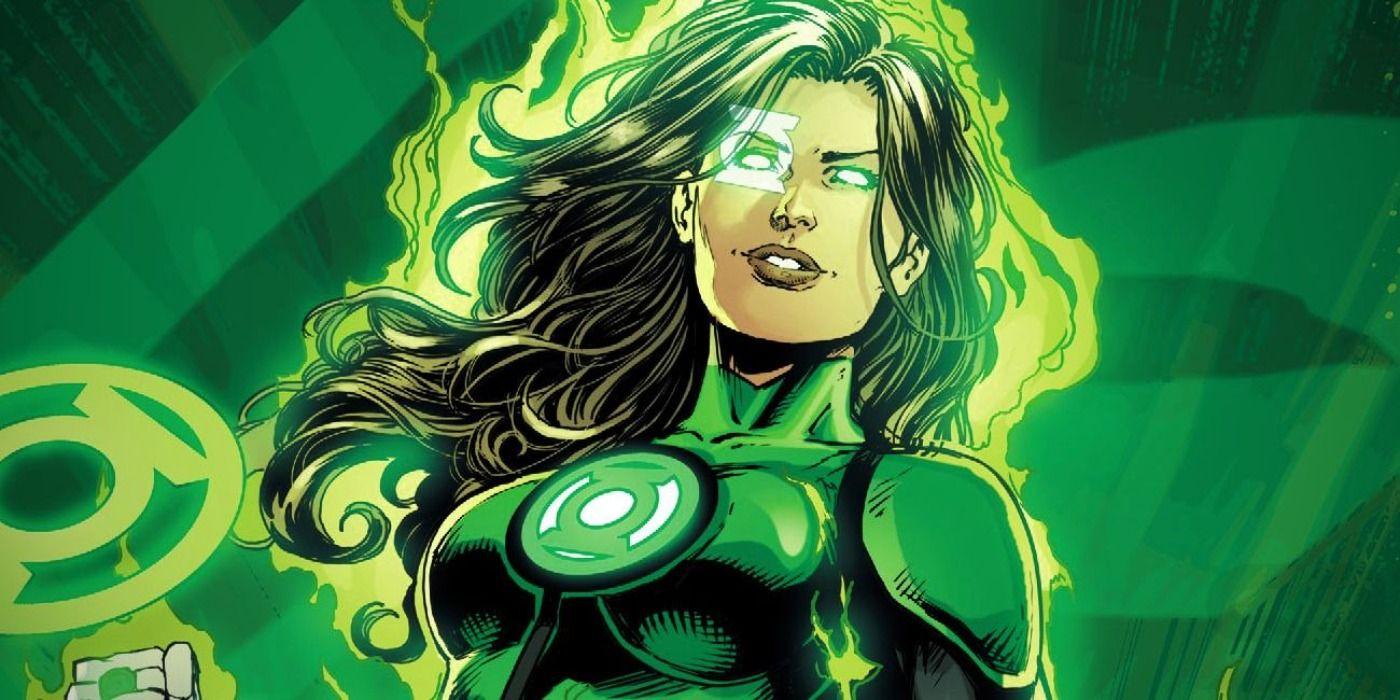 Jessica Cruz Becomes The Scariest Green Lantern Ever