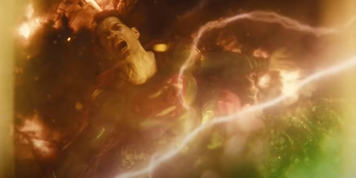 Death Of Superman 2021