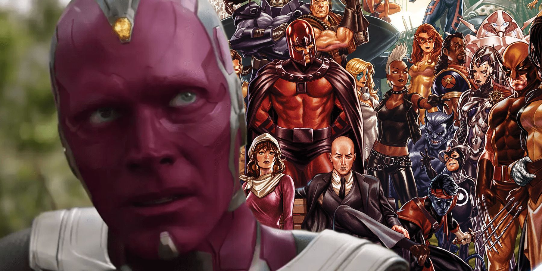Marvel Theory: The X-Men Will Kill The Avengers' Vision