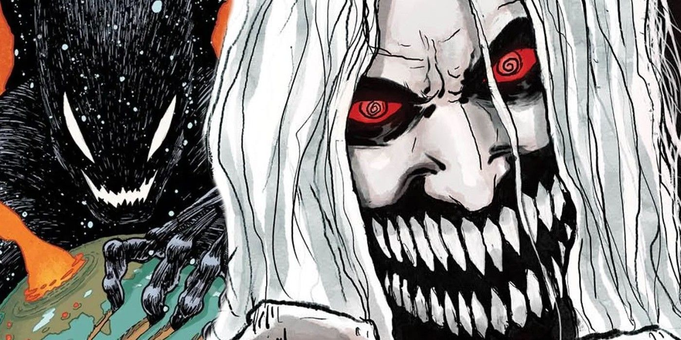 Marvel's King in Black & DC's Death Metal Share a Classic Comics Problem