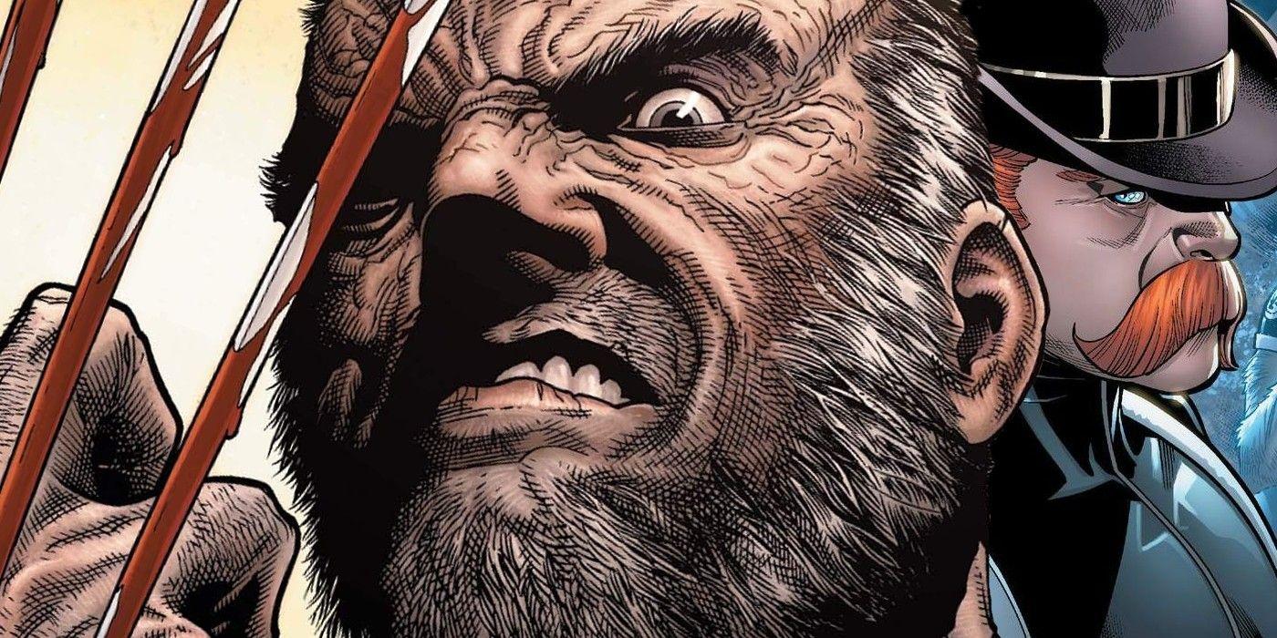 The Greatest Facial Hair in Marvel Comics | Screen Rant