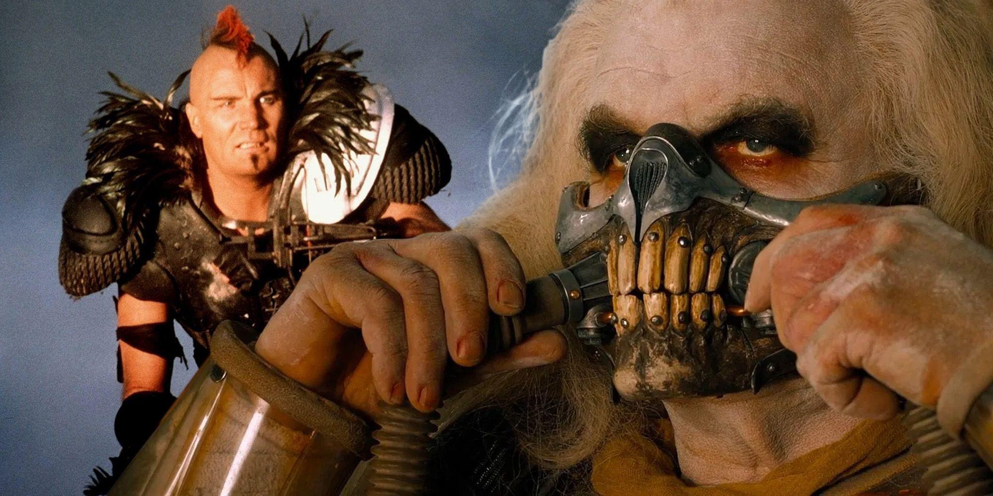 Mad Max: The Secret Connection Between Immortan Joe and Road Warrior's Wez