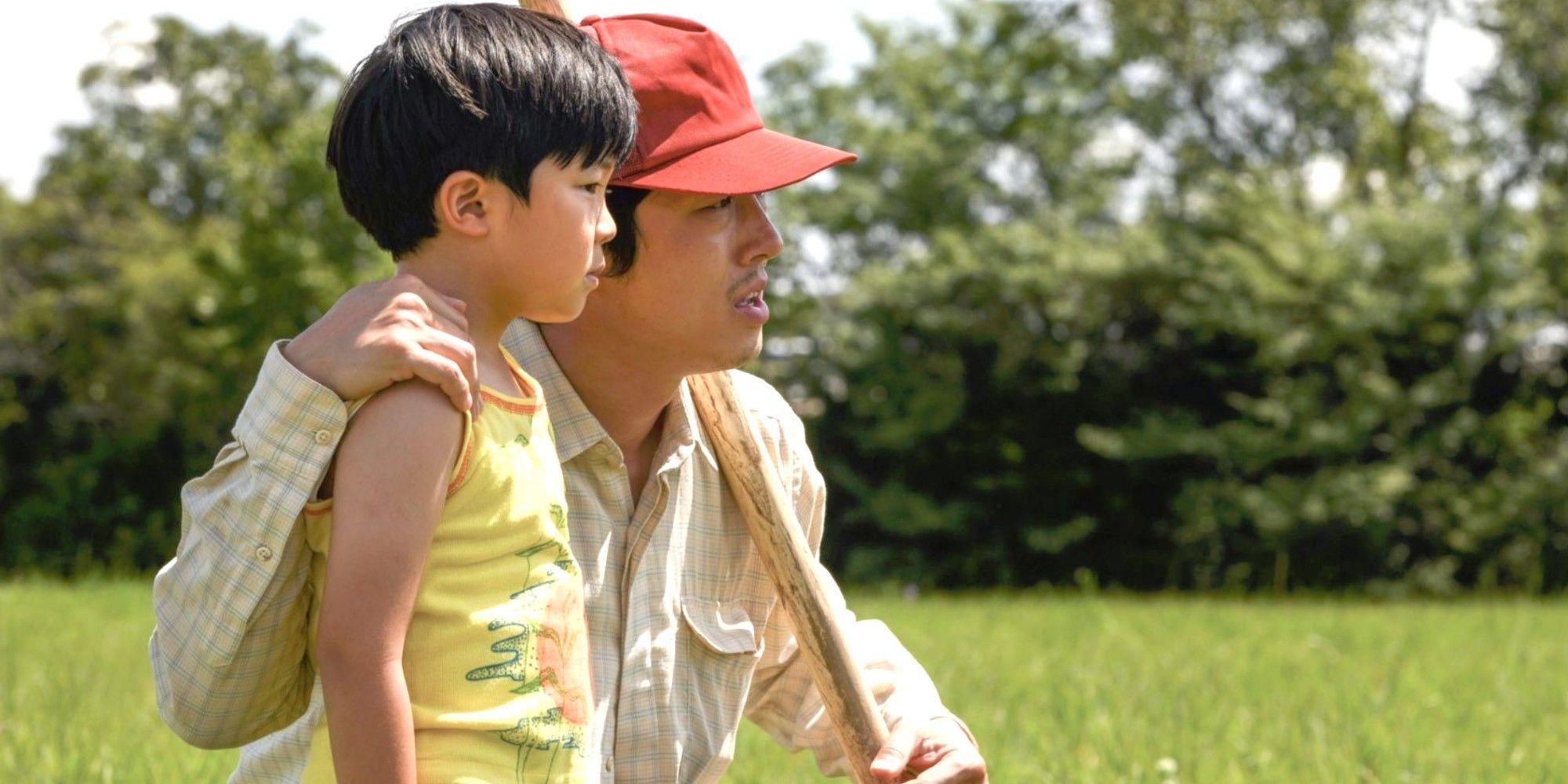Steven Yeun's Minari Gets February On Demand Release Date
