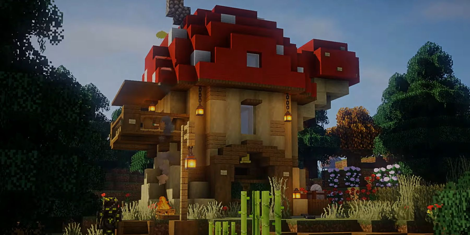 The Coolest House Building Ideas for Minecraft | Screen ...