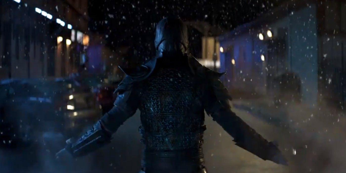 Mortal Kombat Movie Releases New Footage Of Sub-Zero