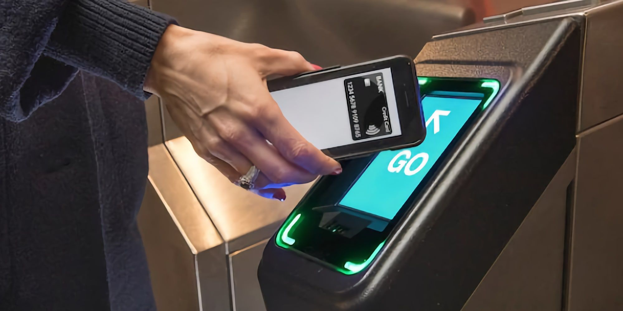 How To Use Apple Pay, Google Pay & Samsung Pay For NY Transport Fares
