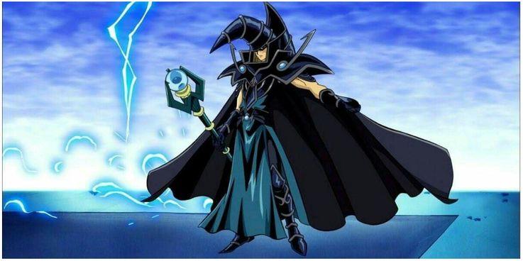 Yugioh Sorcerer Of Dark Magic anime