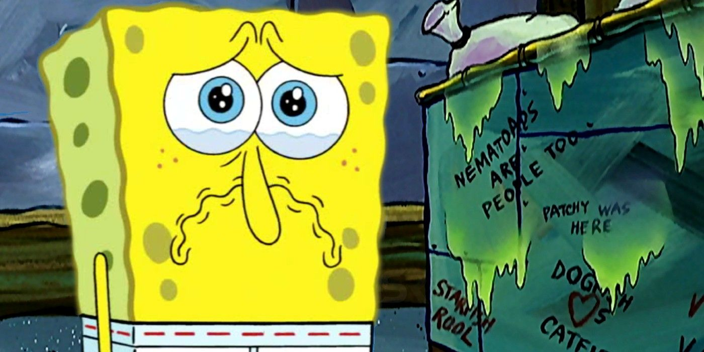 "SpongeBob SquarePants: Why ""Sailor Mouth"" Was So Controversial"