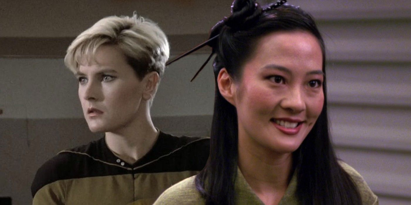 The Star Trek TNG Main Character Keiko's Actor Almost Played