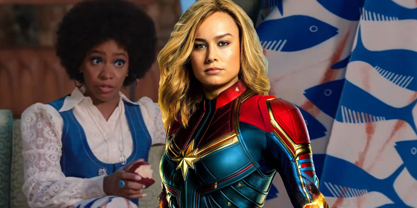 WandaVision Hints Westview Is Pulling From Captain Marvel Events