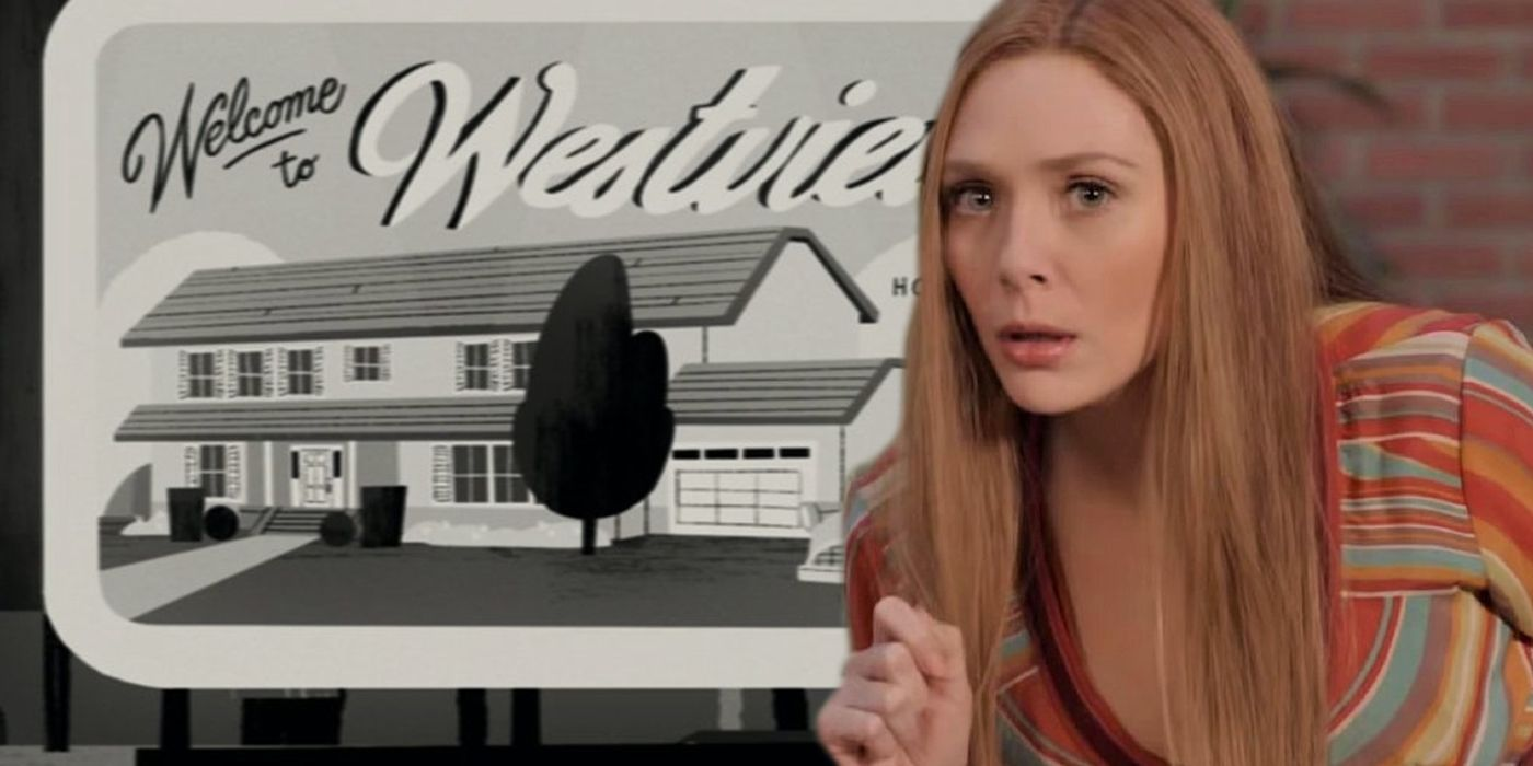 WandaVision's Sitcom Parodies Hint A Woman Controls Westview (But Not Wanda)