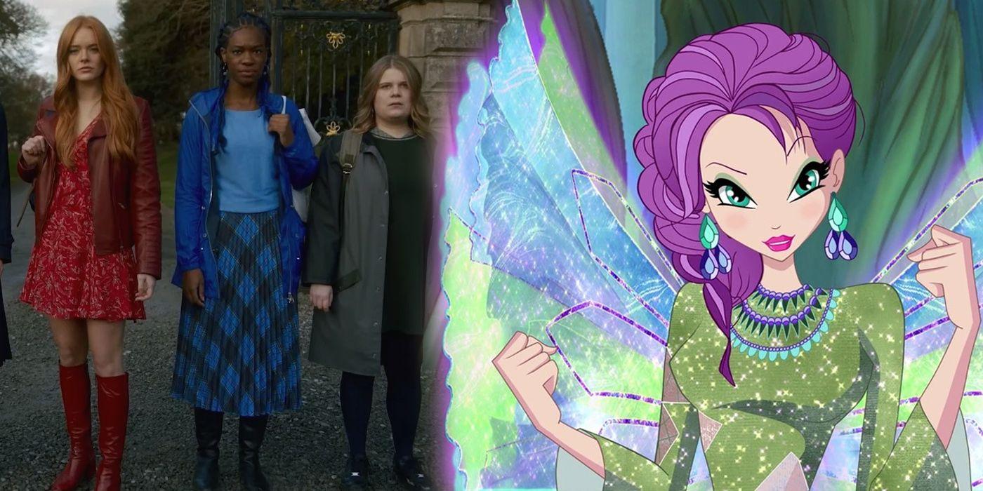 Why Tecna Isn T In Fate Winx Saga Would The Original Tech Fairy Work