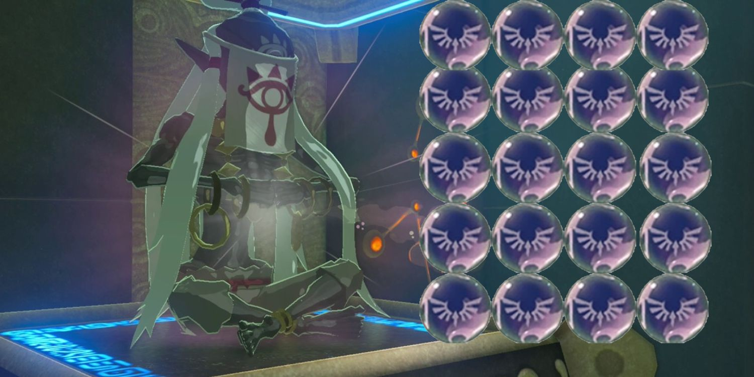 BOTW: Link Can Earn Double Spirit Orbs With Memory Storage Glitch