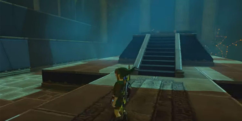 Zelda: BOTW's Hidden Shrine Discovered & Restored By Modder