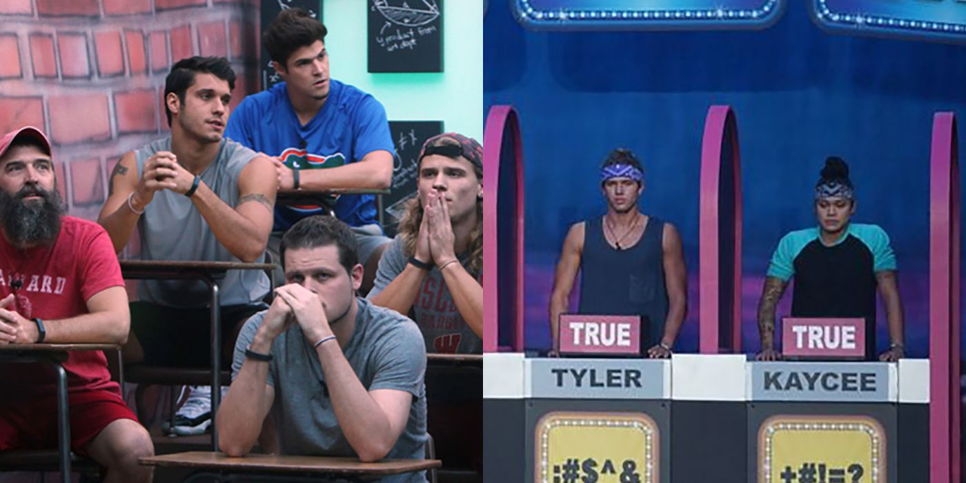 Big Brother: The 10 Most Boring HOHs Challenges, Ranked