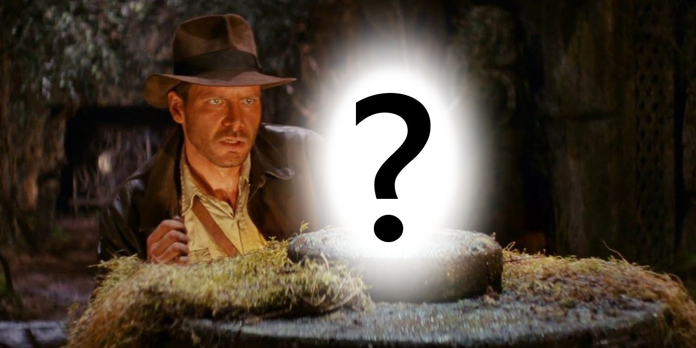 Indiana Jones 5: 10 Incredible Artifacts That Would Be Perfect For The Next Movie