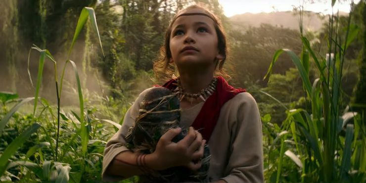 Godzilla vs. Kong: Why Kong Has a Link to The Girl | Screen Rant
