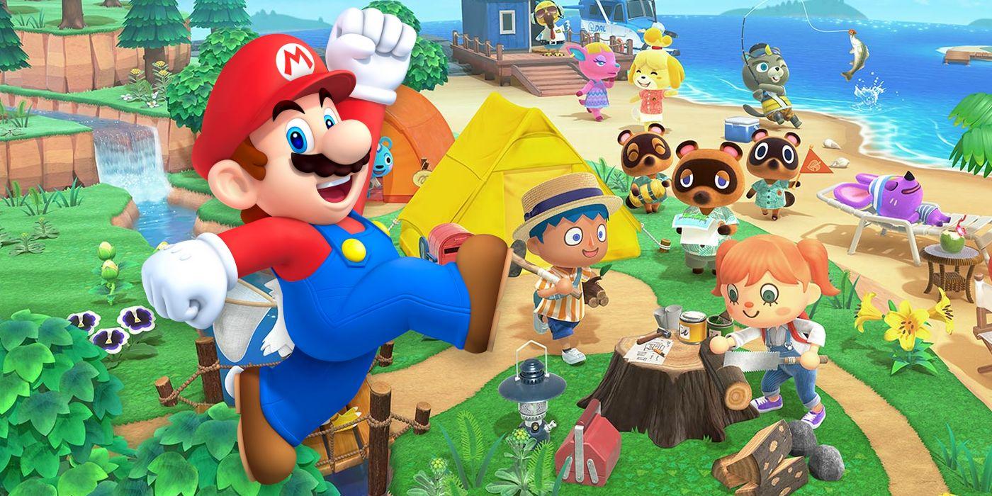 Animal Crossing New Horizons Sternschnuppen