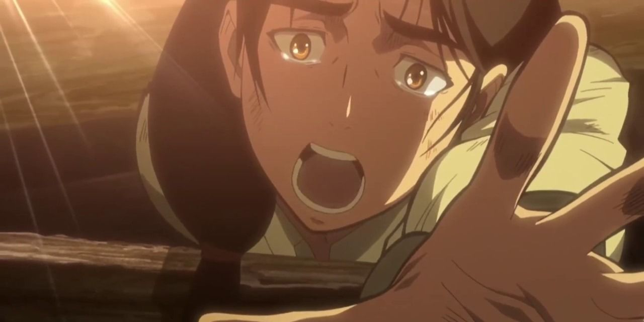 Attack On Titan: 10 Saddest Things About Eren Yeager | ScreenRant