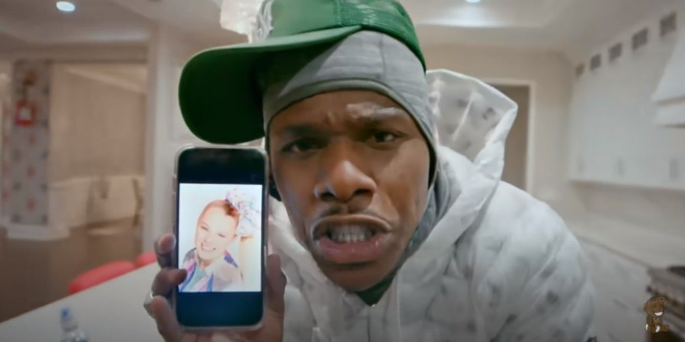 Why The Internet Sided With JoJo Siwa After Rude Lyrics In DaBaby's Song