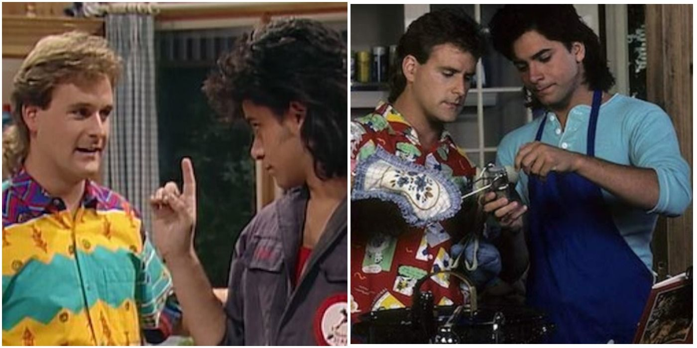 Full House: 10 Reasons Why Jesse And Joey Aren't Real Friends