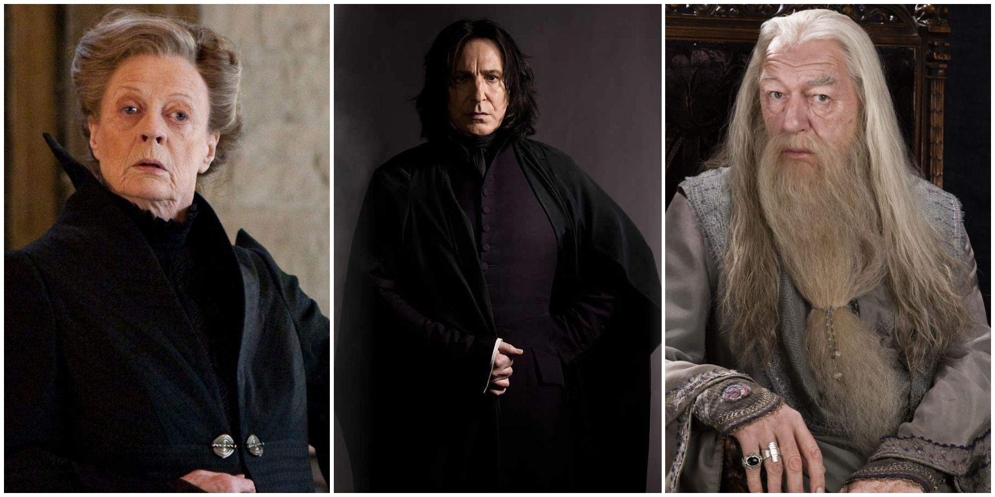 Harry Potter: The Hogwarts Professors, Ranked By Power