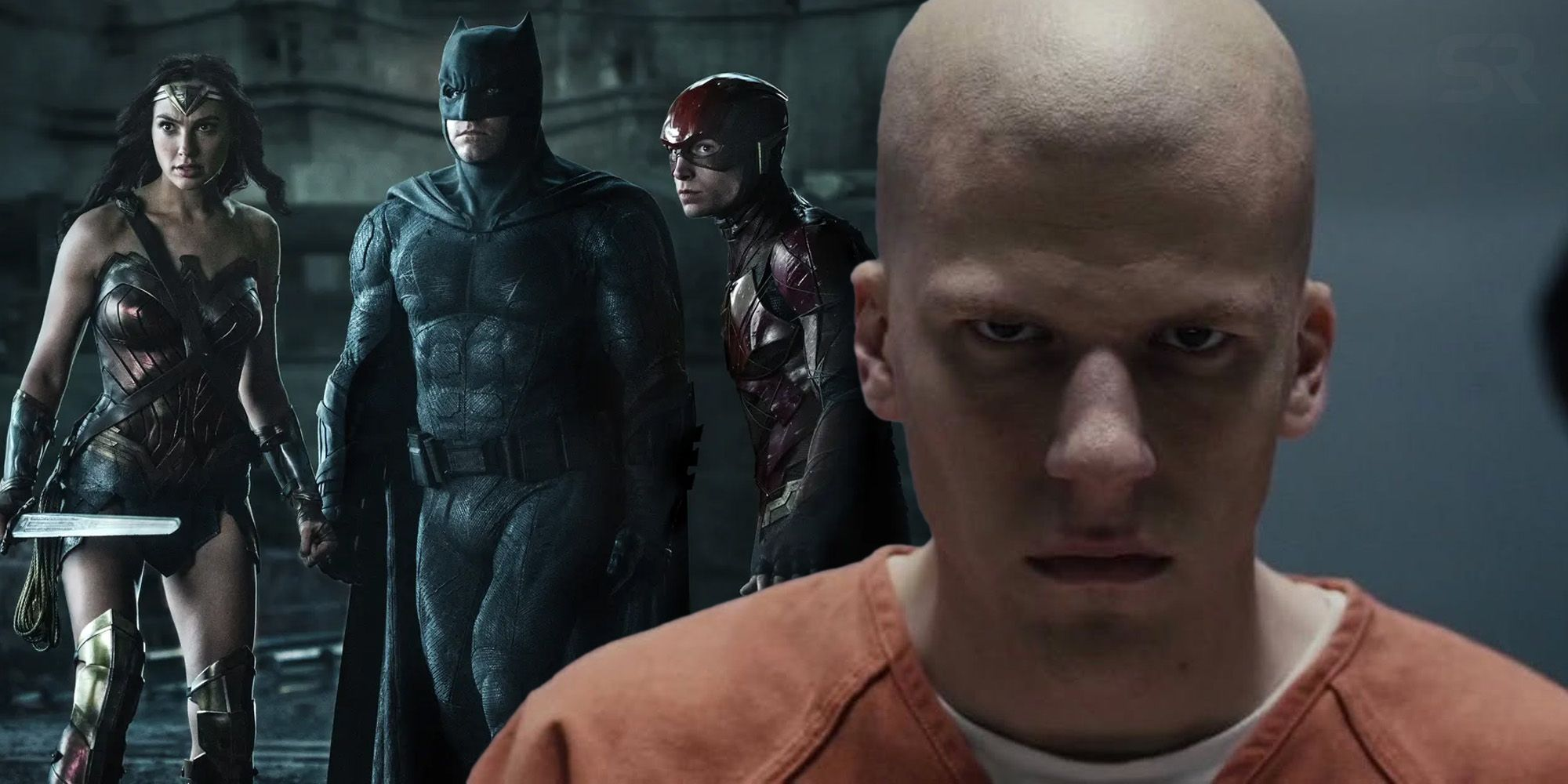 Justice League Snyder Cut Opening Scene Features Lex ...